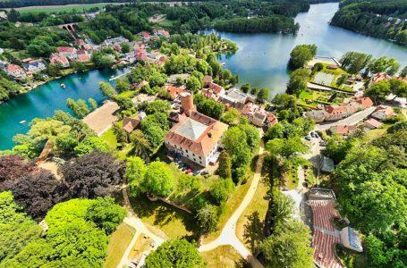 Zamek Joannitów Łagów, co warto zobaczyć