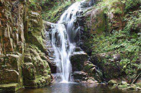 Wodospad Kamieńczyka-atrakcje turystyczne Karkonosze