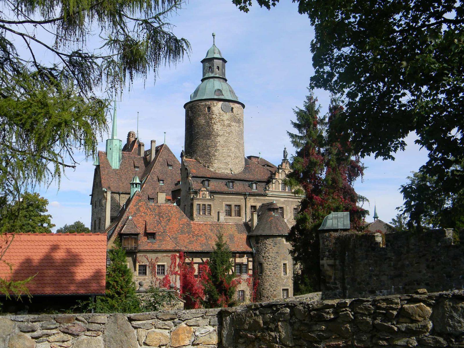 Zamek Czocha Dolny Śląsk