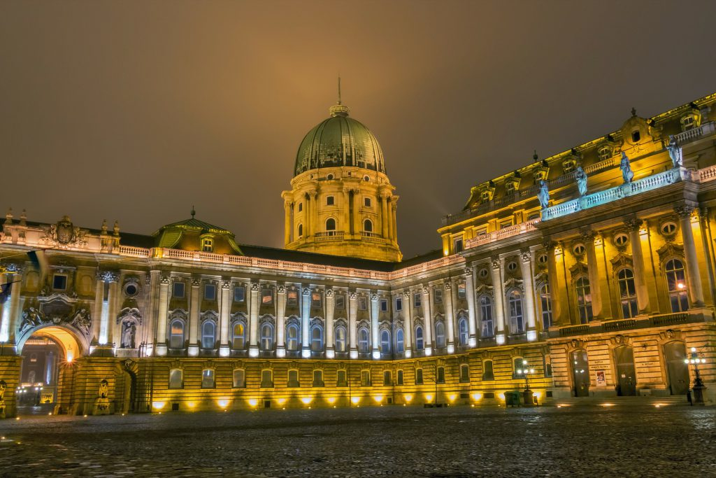 Atrakcje Budapeszt