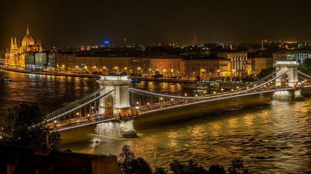 Węgry Budapeszt atrakcje