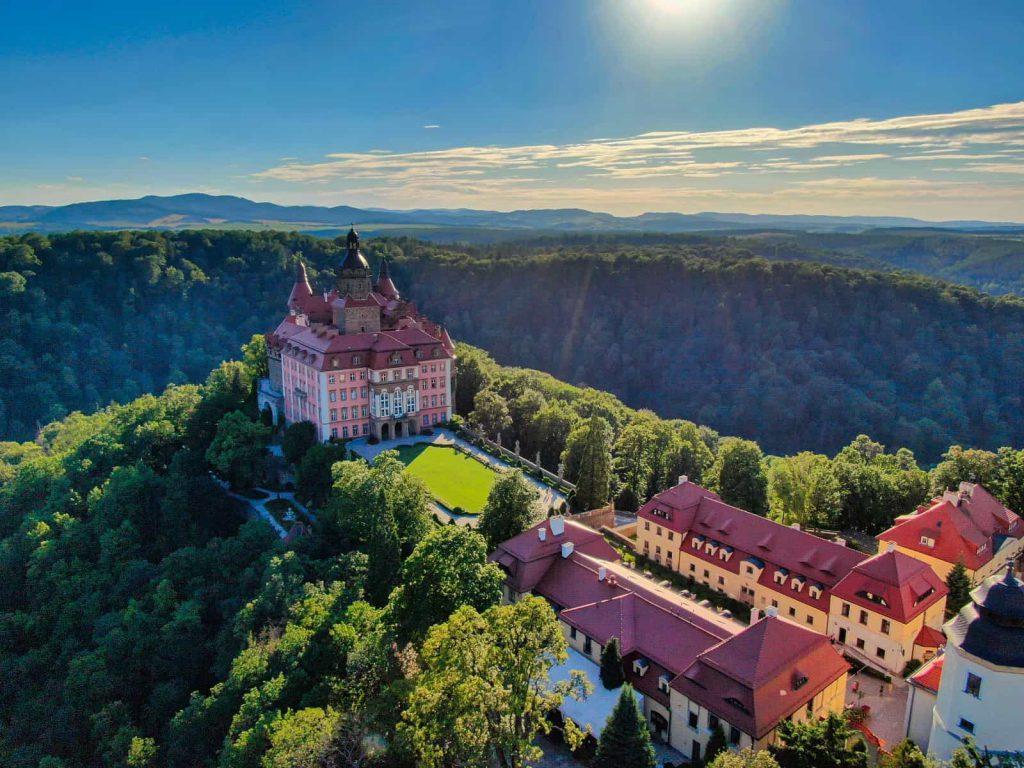 Wałbrzych Zamek Książ
