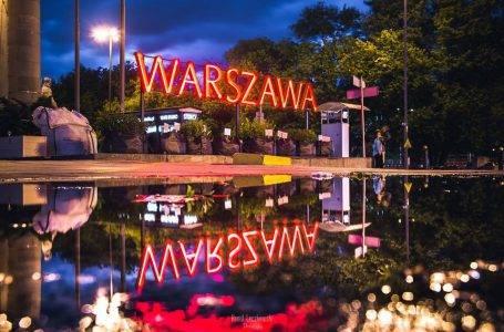 Warszawa – gdzie zrobimy magiczne insta-foty?
