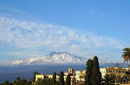 Instagramowe spoty na Sycylii