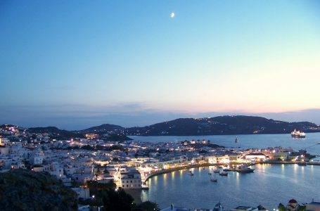 Fenomen wyspy Mykonos