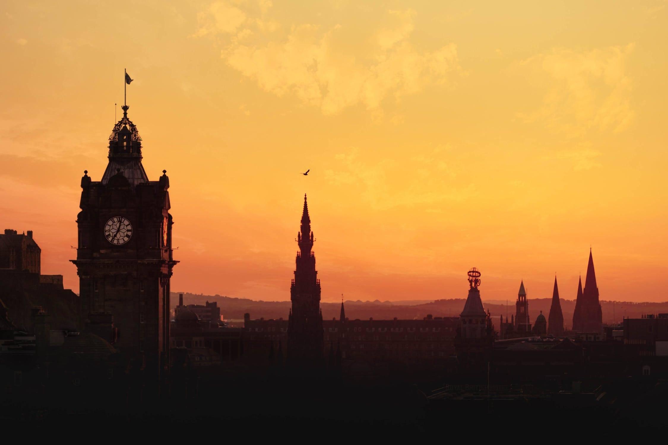 Edynburg – klimatyczne zdjęcia w stolicy Szkocji