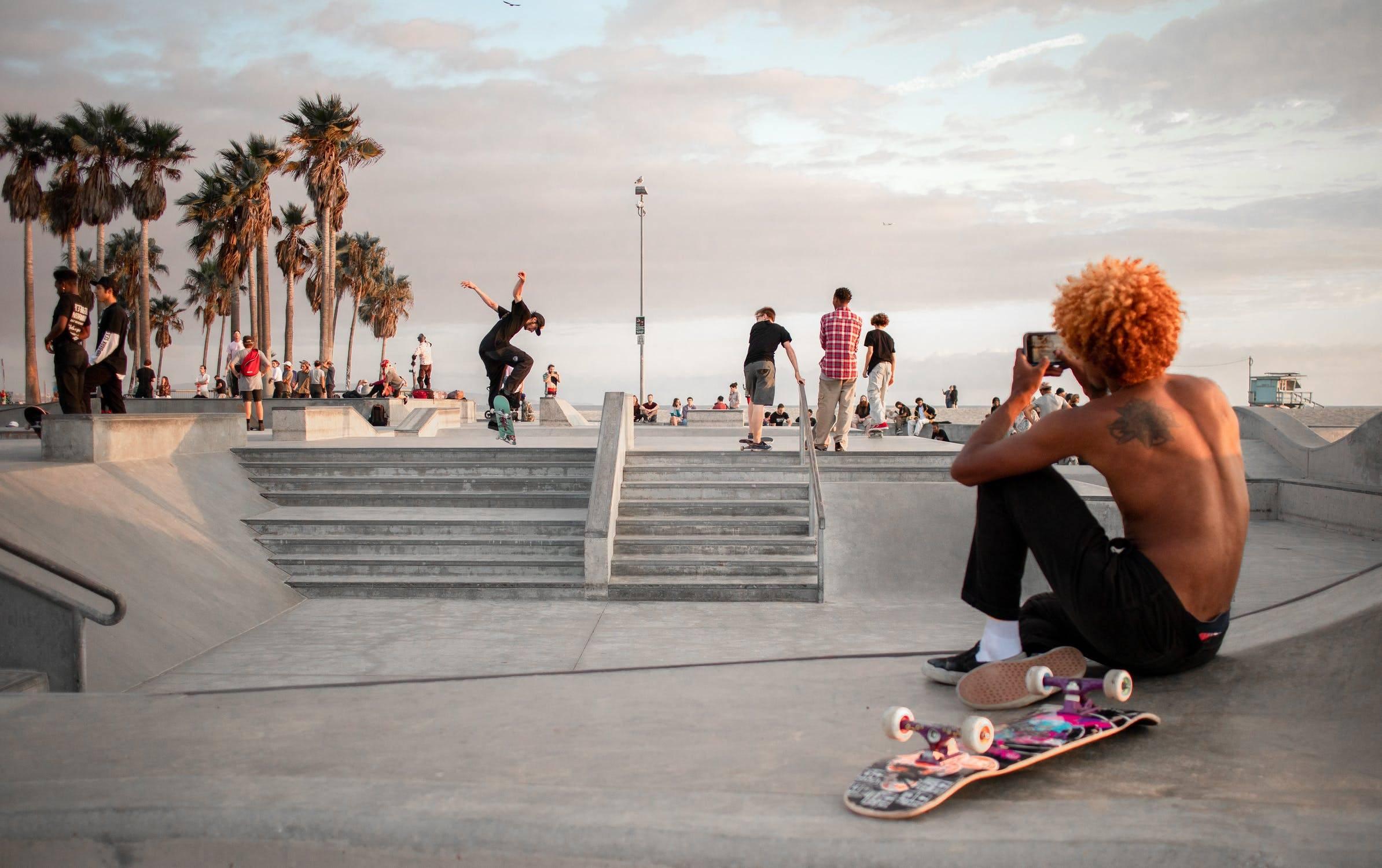 Los Angeles - Instagramowe spoty w Mieście Aniołów